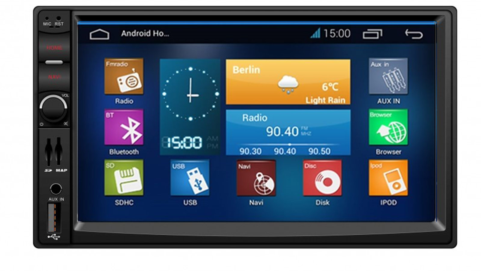 android 4 1 autoradio naviceiver 2 din doppel din a9 wifi. Black Bedroom Furniture Sets. Home Design Ideas
